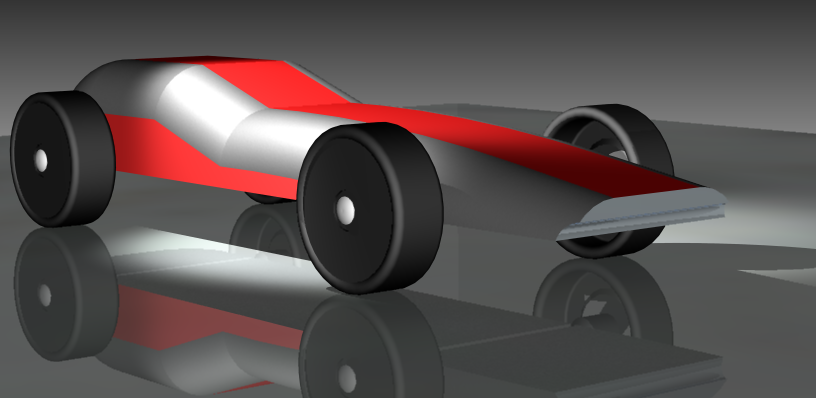 Pinewood derby plans for Fastest pinewood derby car templates