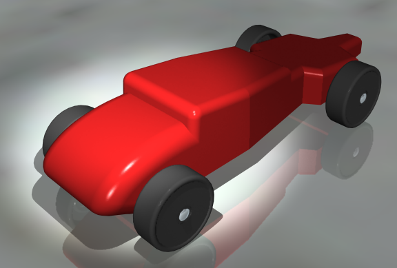 Pinewood derby plans for Boy scout derby car templates