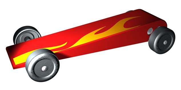 Fastest Pinewood Derby Car Designs | Customer Submitted Photos of ...